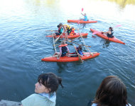 cubs and scouts kayak(hp)