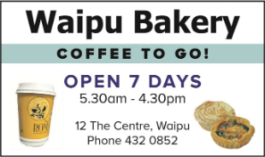 Waipu Bakery Oct