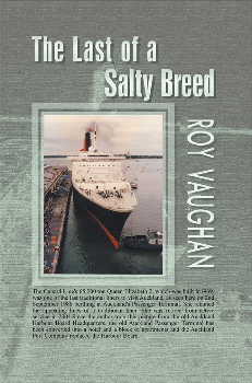 front cover - Last of a Salty Breed-401